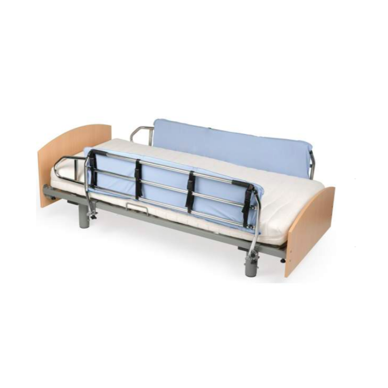 Medline Bed Wedge Gap Guards (Partial Rail Padding)