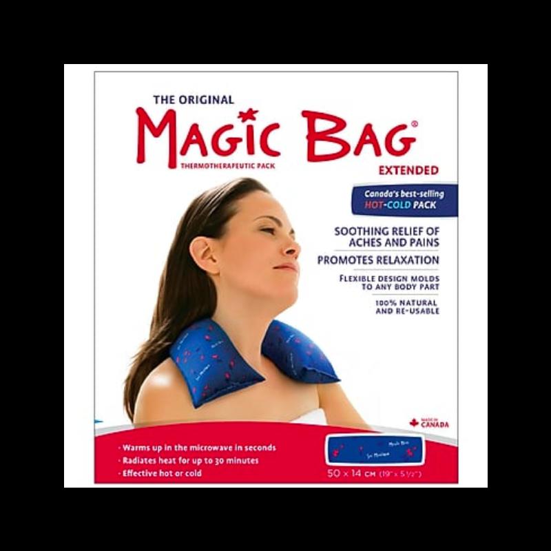 Magic Bag Natural Hot/Cold Pad (Long)