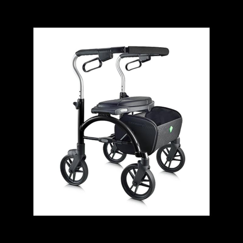 Evolution Medical Xpresso Rollator Lite Tall Black, Type 3 (MW3EV0040)