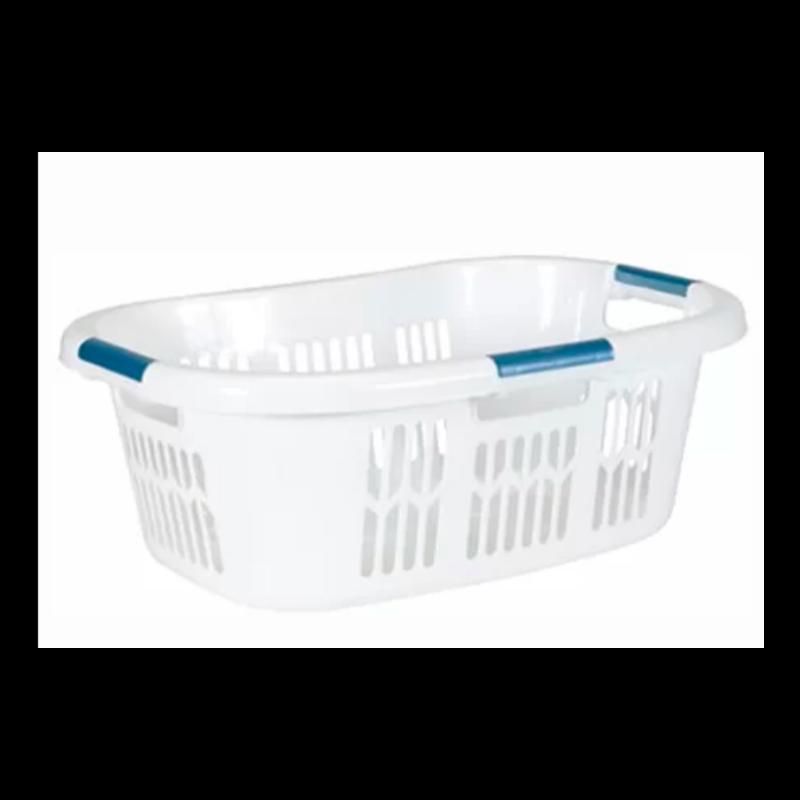 Hip Hugger Laundry Basket - Soft Grip, 35.2L
