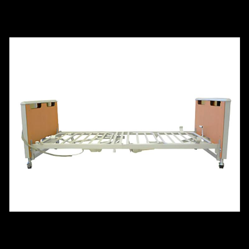 ETUDE HC Bed Kit - Beech Head & Foot Board, Control Pendant (No Mattress)