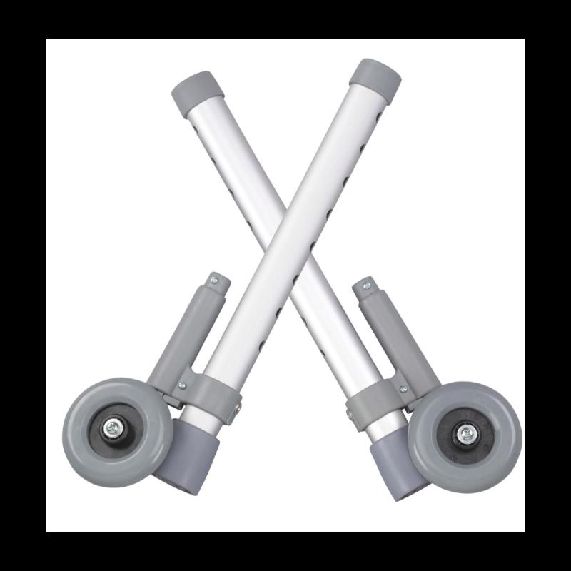 """Rear Glide Brakes w/3"""" Wheels"""