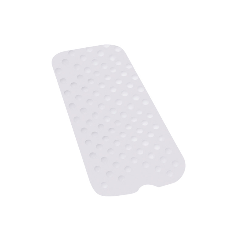 "Bath Mat - Latex-Free Mold Resistant Rubber, 15.75""x35.5""(INNER BATHMAT)"