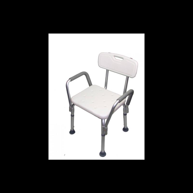 EZee Life Bath Seat - White